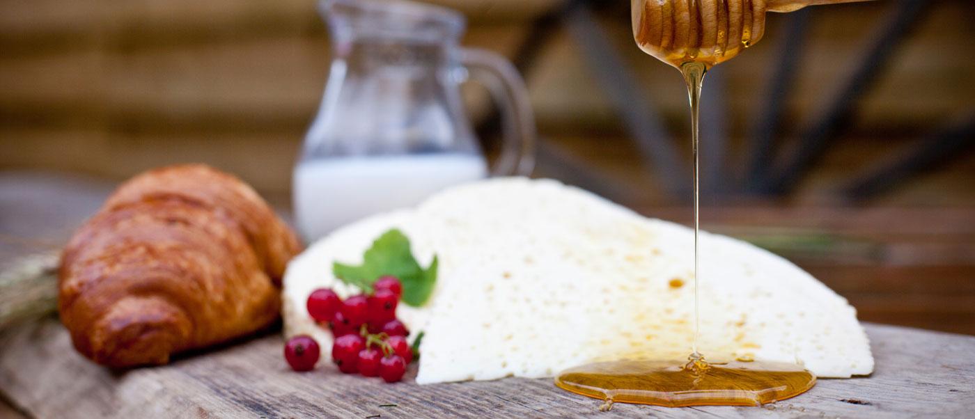 ser koryciński z miodem