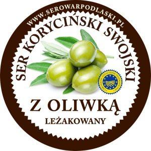 Ser koryciński z oliwką