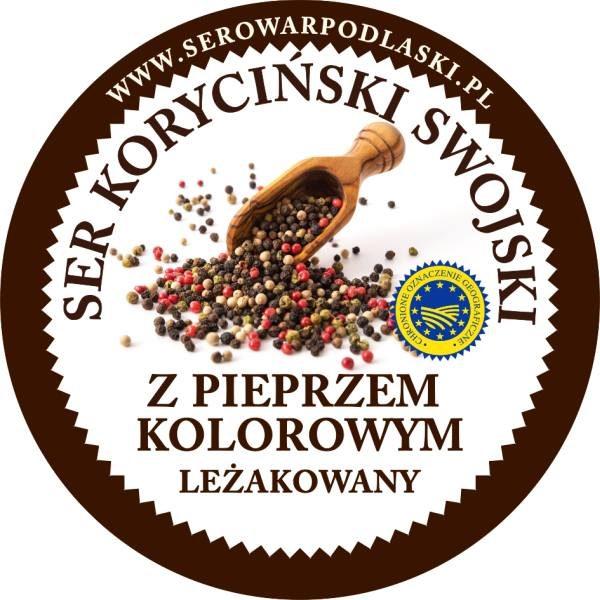 ser koryciński z piepszem kolorowym