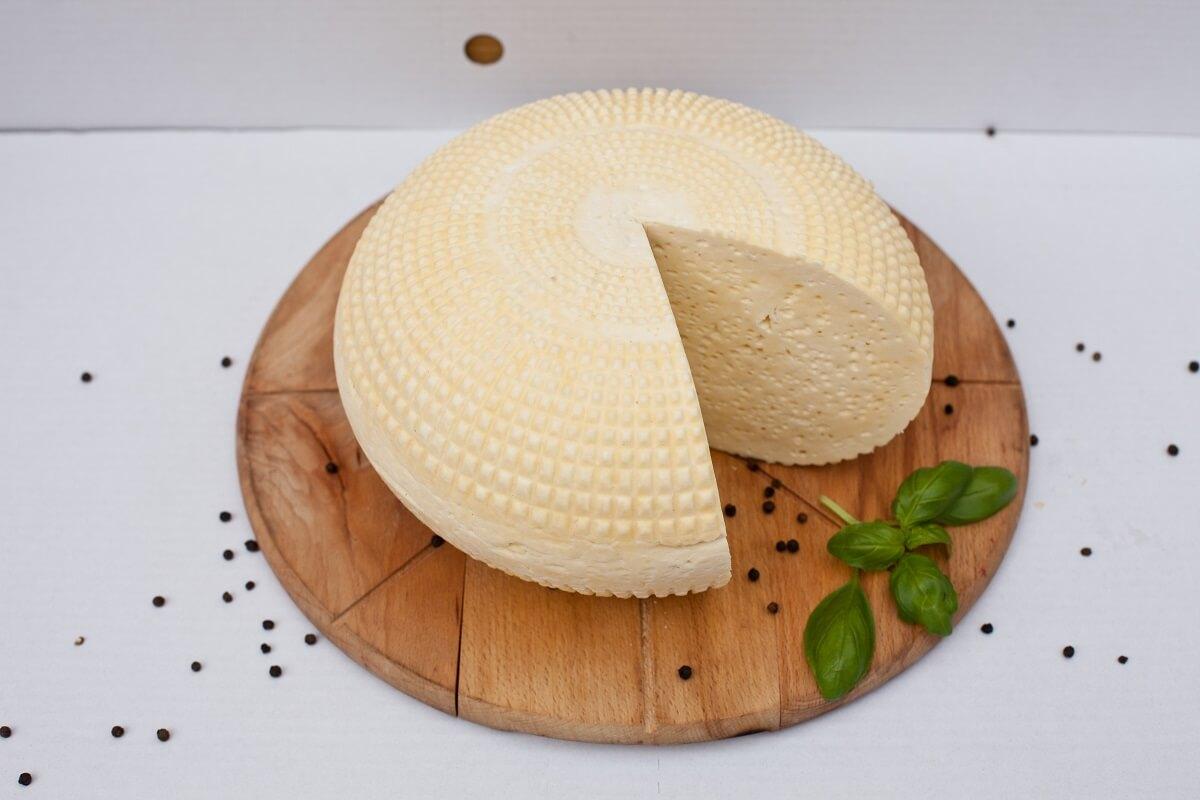 Kawał sera podlaskiego