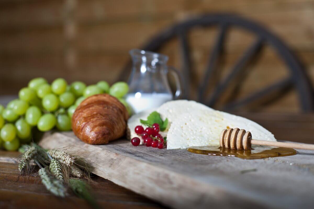 Korycińsk ser z żurawiną kulinarny szlagier